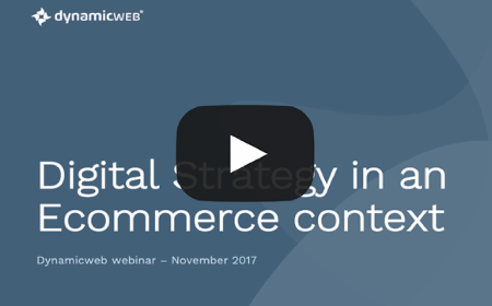 Digital Strategy in an Ecommerce context